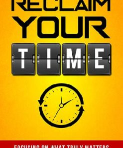 Reclaim Your Time Ebook and Videos with Master Resale Rights