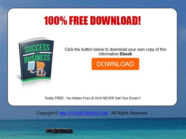 Free download ebook success