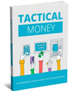 Tactical Money Making PLR Ebook