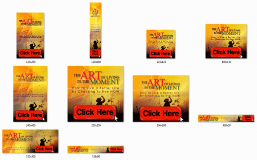 Art Of Living In The Moment Ebook and Videos MRR