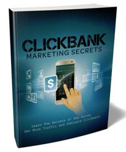 Clickbank Marketing Secrets Ebook and Videos MRR