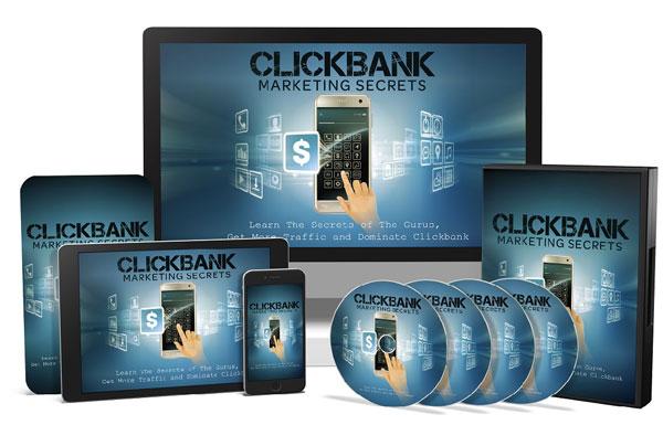 Clickbank Marketing Secrets Ebook and Videos MRR