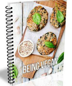 Being Vegan PLR Report with Private Label Rights