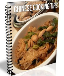 Chinese Cooking Tips PLR Report