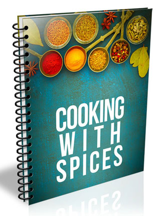 Cooking With Spices PLR Report