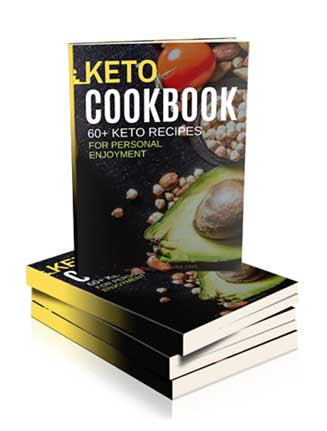 Ketogenic Diet Cookbook with Master Resale Rights