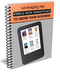 Leveraging The Kindle Book Marketplace Ebook MRR