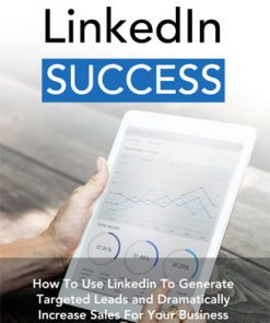 Linkedin Marketing Success Ebook and Videos MRR