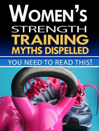 Womens Strength Training PLR List Building Report