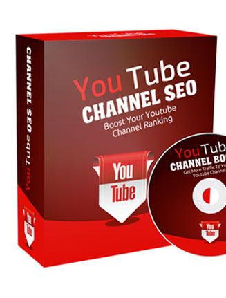 Youtube Channel SEO Videos with Master Resale Rights
