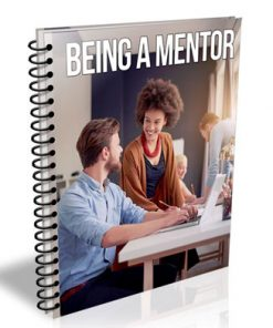 Being A Mentor PLR Report with Private Label Rights