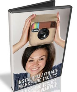 Instagram Affiliate Marketing Tactics PLR Videos