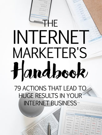 Internet Marketers Handbook Ebook and Videos MRR