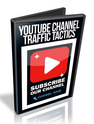 Youtube Channel Traffic Tactics PLR Videos