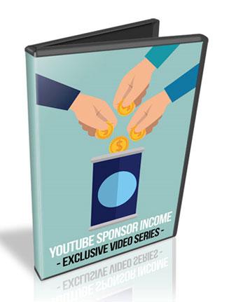 Youtube Sponsor Income PLR Videos