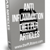 Anti Inflammation Diet PLR Articles