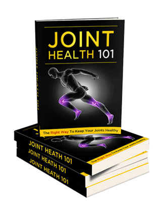 Joint Health 101 Ebook and Videos with Master Resale Rights
