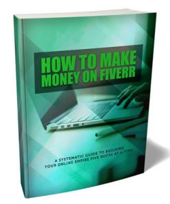 Make Money On Fiverr Ebook and Videos Master Resale Rights