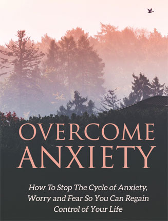 Overcome Anxiety Ebook and Videos with Master Resale Rights