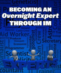 Becoming An Overnight IM Expert Ebook MRR