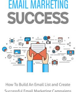 Email Marketing Success Ebook Package Master Resale Rights