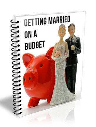 Getting Married On A Budget PLR Report