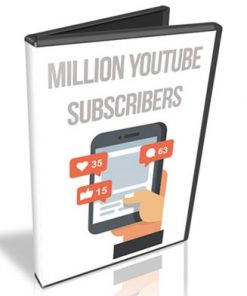 Million Youtube Subscribers PLR Videos