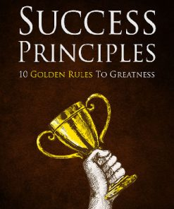 Success Principles Ebook and Videos with Master Resale Rights