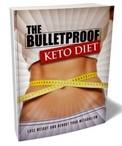 Bulletproof Keto Diet Ebook and Videos MRR