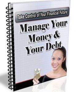 Money and Debt PLR Autoresponder Messages