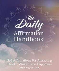 Daily Affirmations Handbook Ebook and Videos MRR
