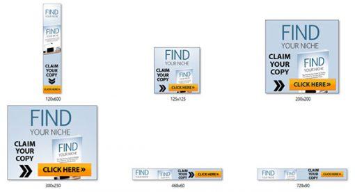 Find Your Niche Ebook and Videos MRR
