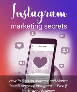 Instagram Marketing Secrets Ebook and Videos MRR