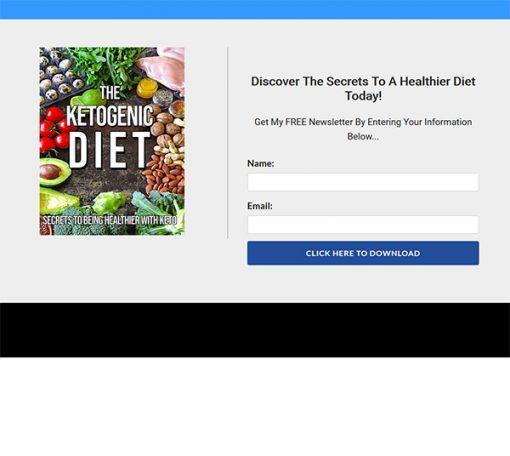Ketogenic Diet PLR Autoresponder Messages