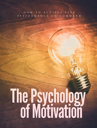 Psychology of Motivation Ebook and Videos MRR