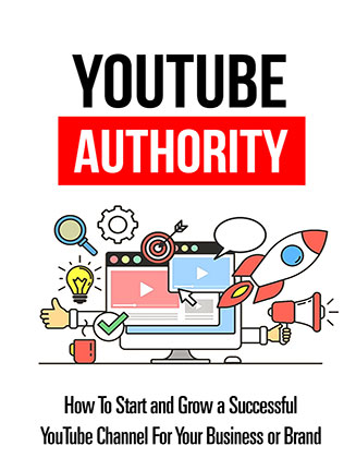 Youtube Authority Ebook and Videos MRR
