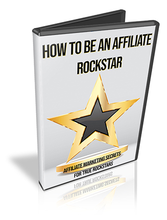 How to be an Affiliate Rockstar PLR Videos