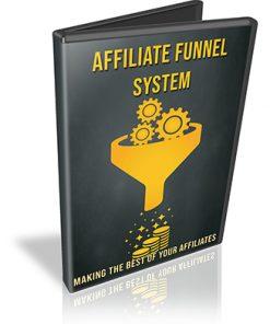 Affiliate Funnel System PLR Videos