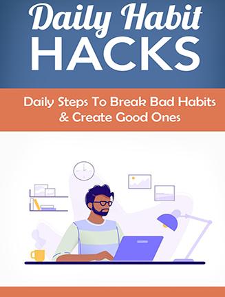 Daily Habit Hacks Ebook MRR