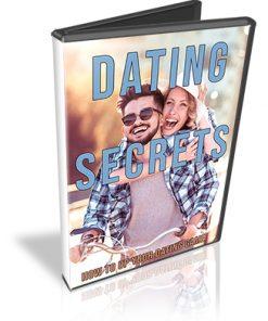 Dating Secrets PLR Audio