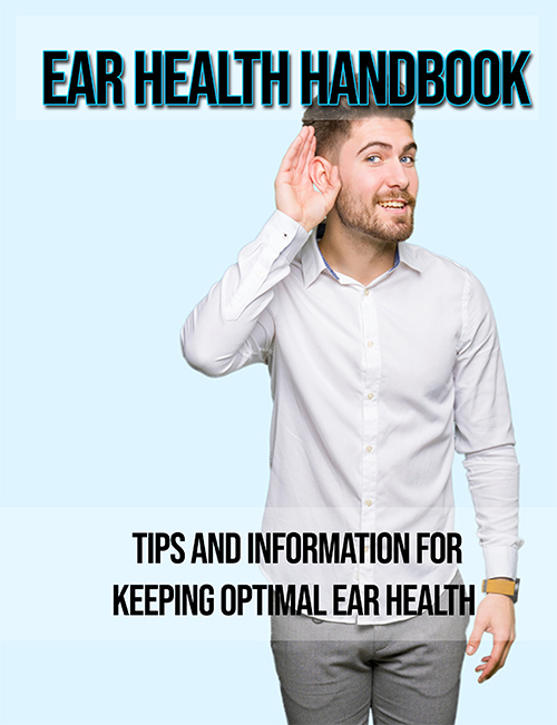 Ear Health Handbook PLR Report
