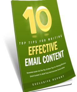 Effective Email Content Lead Generation MRR