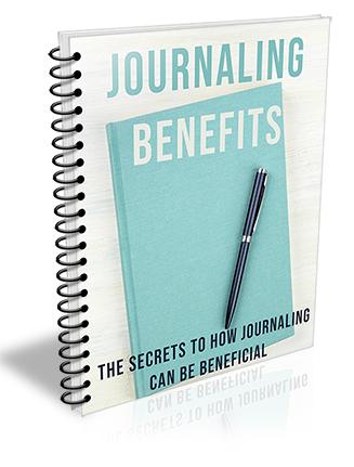 Journaling Benefits PLR Report