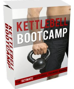 Kettlebell Bootcamp Ebook and Videos MRR