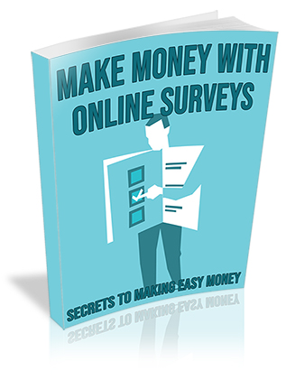 Make Money With Online Surveys PLR Videos