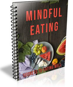 Mindful Eating PLR Report