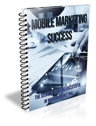 Mobile Marketing Success PLR Report