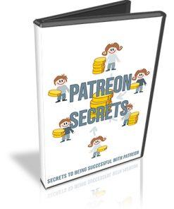 Patreon Secrets PLR Videos