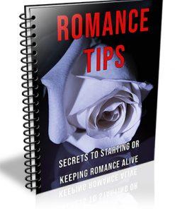 Romance Tips PLR Report