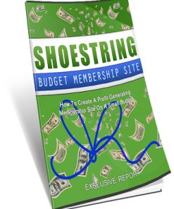 Shoestring Budget Membership Lead Generation MRR